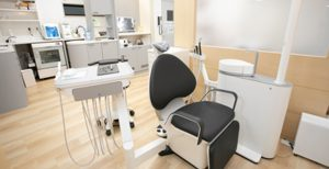 川口歯科医院 診察室